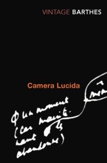 Image for Camera lucida