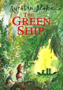 The green ship - Blake, Quentin