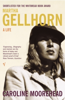Image for Martha Gellhorn  : a life