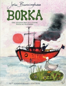 Image for Borka  : the adventures of a goose with no feathers