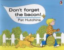 Image for Don't forget the bacon!