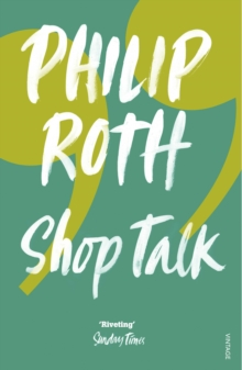 Image for Shop talk  : a writer and his colleagues and their work
