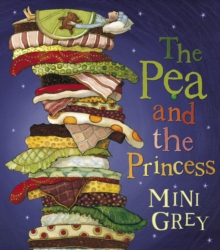 The pea and the princess - Grey, Mini