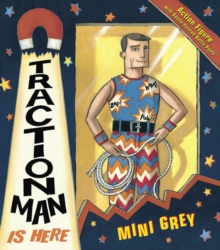 Traction Man is here - Grey, Mini