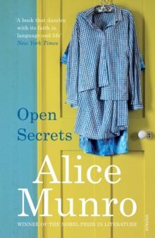 Image for Open secrets