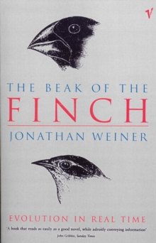 Image for The Beak Of The Finch