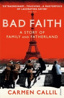 Image for Bad faith  : a story of family and fatherland