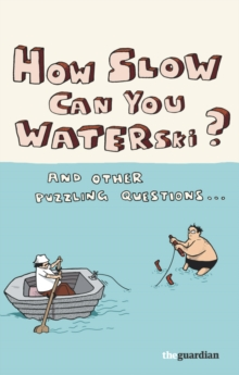 Image for How slow can you waterski?