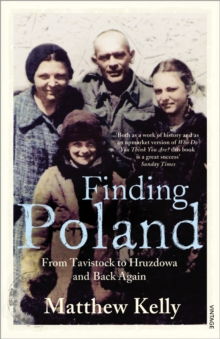Image for Finding Poland  : from Tavistock to Hruzdowa and back again