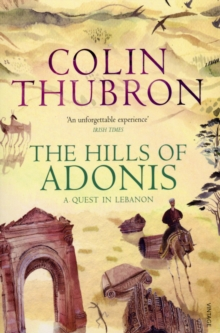 Image for The hills of Adonis