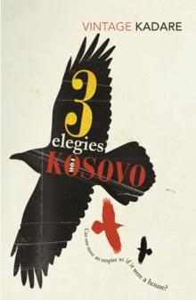 Image for Three elegies for Kosovo