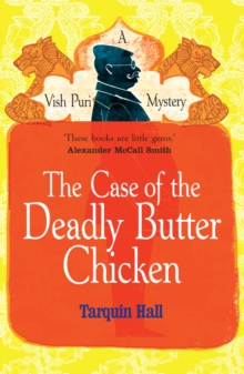 Image for The case of the deadly butter chicken