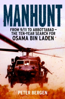 Image for Manhunt  : from 9/11 to Abbottabad