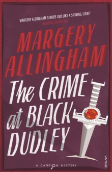Image for The crime at Black Dudley