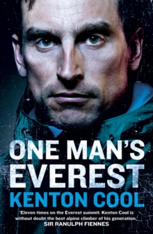 Image for One man's Everest