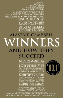 Image for Winners and how they succeed