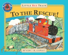 Image for Little Red Train to the rescue
