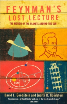 Image for Feynman's lost lecture  : the motion of planets around the sun