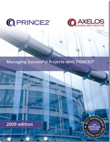 Image for Managing successful projects with PRINCE2
