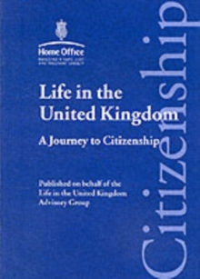 Image for Life in the United Kingdom  : a journey to citizenship
