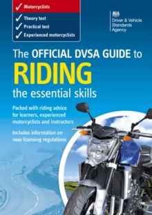 Image for The official DSA guide to riding  : the essential skills
