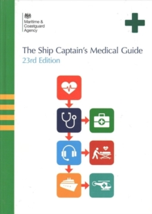 Image for The ship captain's medical guide