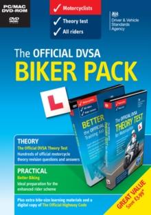 Image for The official DVSA biker pack [DVD]