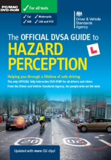 Image for The official DVSA guide to hazard perception DVD-ROM