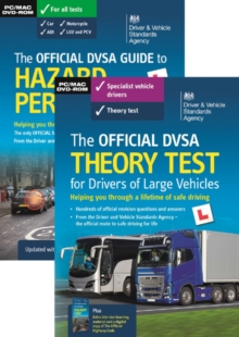 Image for The official DVSA theory test for drivers of large vehicles pack