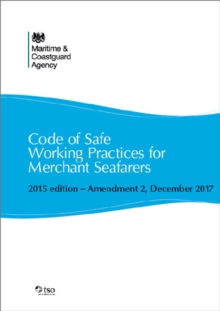 Image for Code of safe working practices for merchant seafarer's