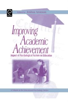 Image for Improving academic achievement