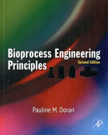 Image for Bioprocess engineering principles