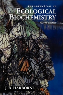 Image for Introduction to Ecological Biochemistry