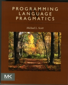 Image for Programming language pragmatics