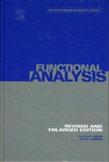 Image for I: Functional Analysis