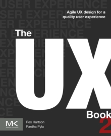 Image for The UX book: Agile UX design for a quality user experience