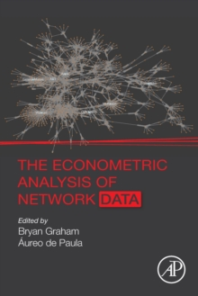 Image for The Econometric Analysis of Network Data