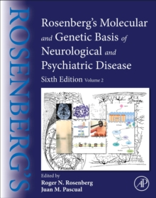 Image for Rosenberg's Molecular and Genetic Basis of Neurological and Psychiatric Disease : Volume 2