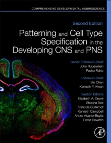Image for Patterning and Cell Type Specification in the Developing CNS and PNS : Comprehensive Developmental Neuroscience