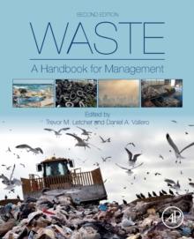 Image for Waste  : a handbook for management