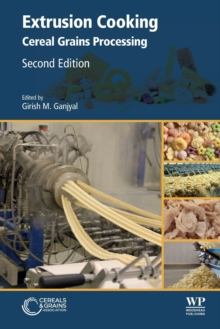 Image for Extrusion Cooking : Cereal Grains Processing