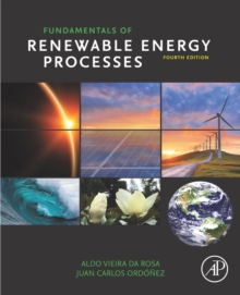 Image for Fundamentals of renewable energy processes.