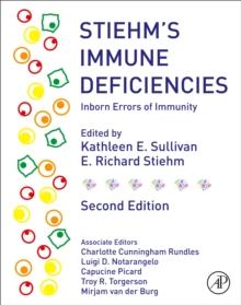 Image for Stiehm's Immune Deficiencies : Inborn Errors of Immunity