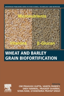 Image for Wheat and barley grain biofortification