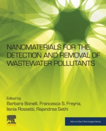 Image for Nanomaterials for the Detection and Removal of Wastewater Pollutants
