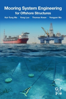 Image for Mooring system engineering for offshore structures