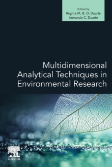Image for Multidimensional Analytical Techniques in Environmental Research