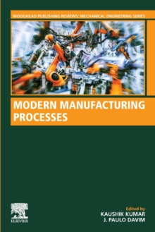 Image for Modern Manufacturing Processes