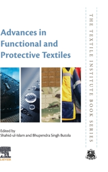 Image for Advances in functional and protective textiles