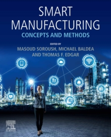 Image for Smart Manufacturing: Concepts and Methods